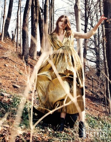 Spring 2020 Fashion Photo Story by Photographer Helena Palazzi - Hudson Valley Style Magazine