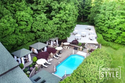 The Hudson Villa - Hudson Valley's Luxury Hidden Gem