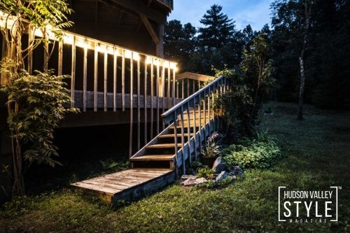 Villa Ashokan - Catskills - Take Me There! Story and Photography by Maxwell Alexander, Editor-in-Chief, Hudson Valley Style Magazine