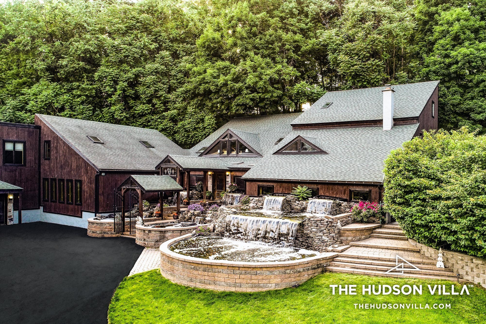 The Hudson Villa - Luxury Hudson Valley Villa for Sale in Chester, NY