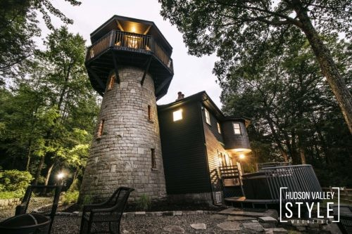 Woodstock Tower House – Photo Story by Hudson Valley Photographer Maxwell Alexander