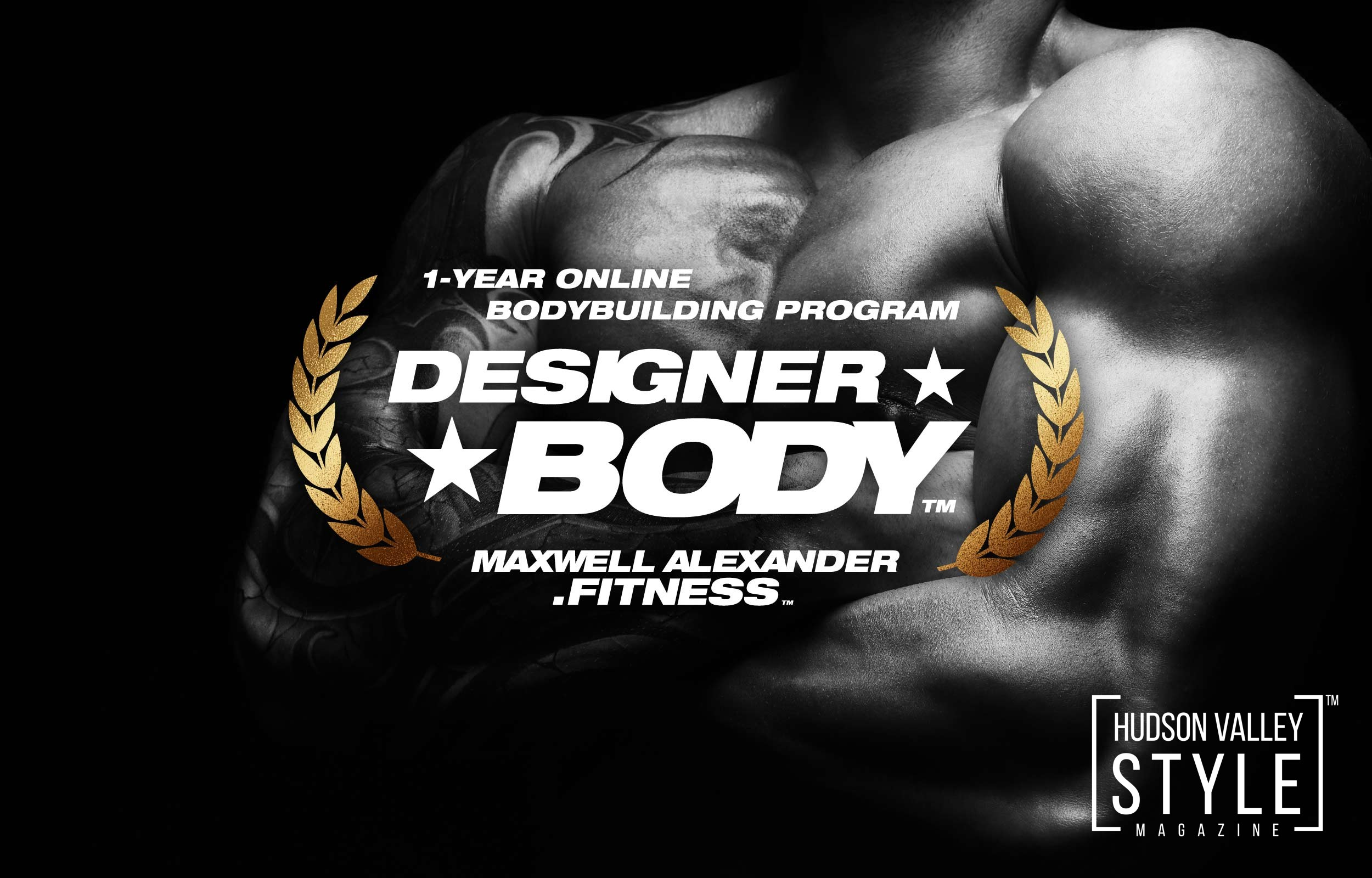 Get Your Designer Body™ with the best Online Bodybuilding and Fitness Coach!