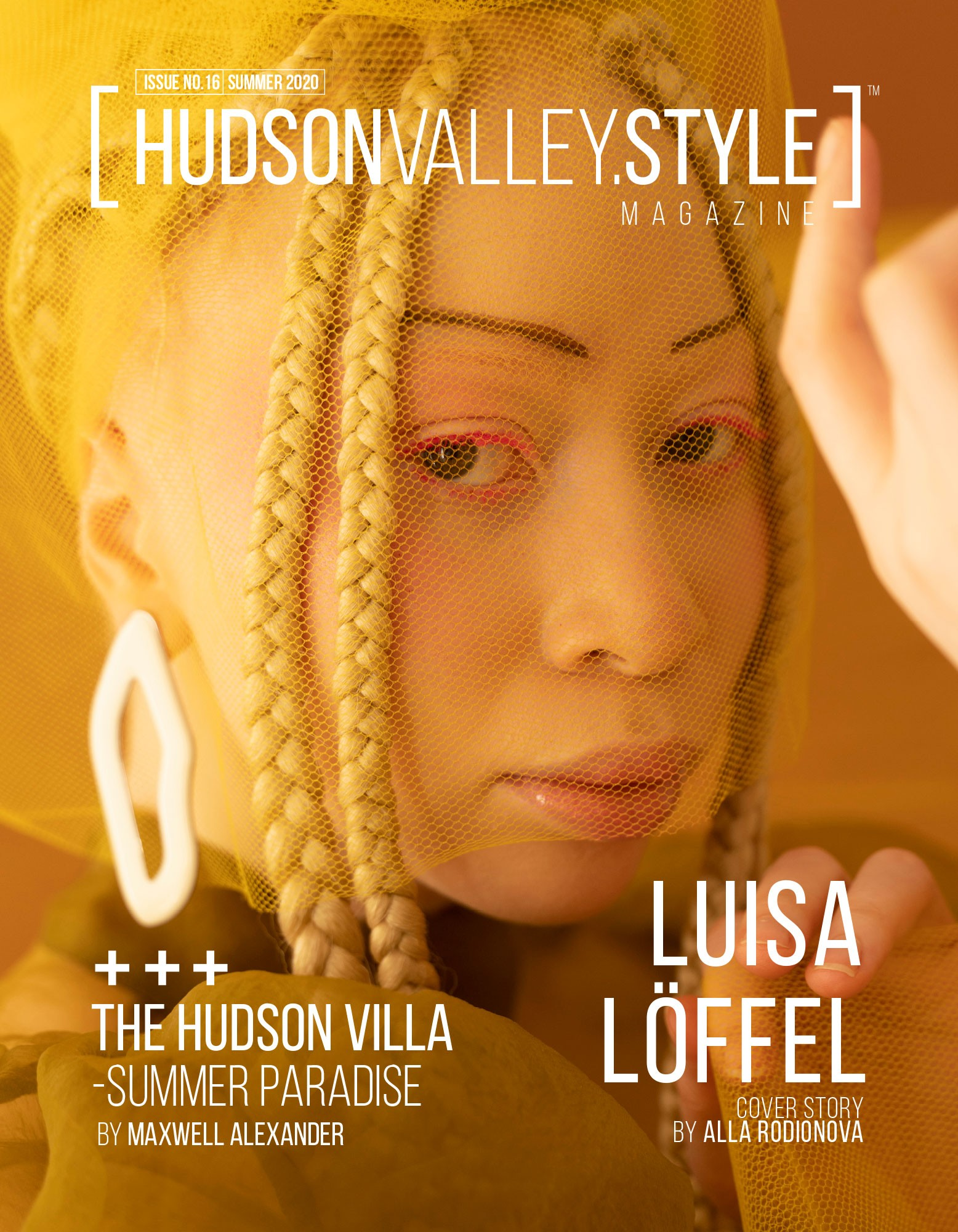 Summer 2020 Fashion Edition - Hudson Valley Style Magazine