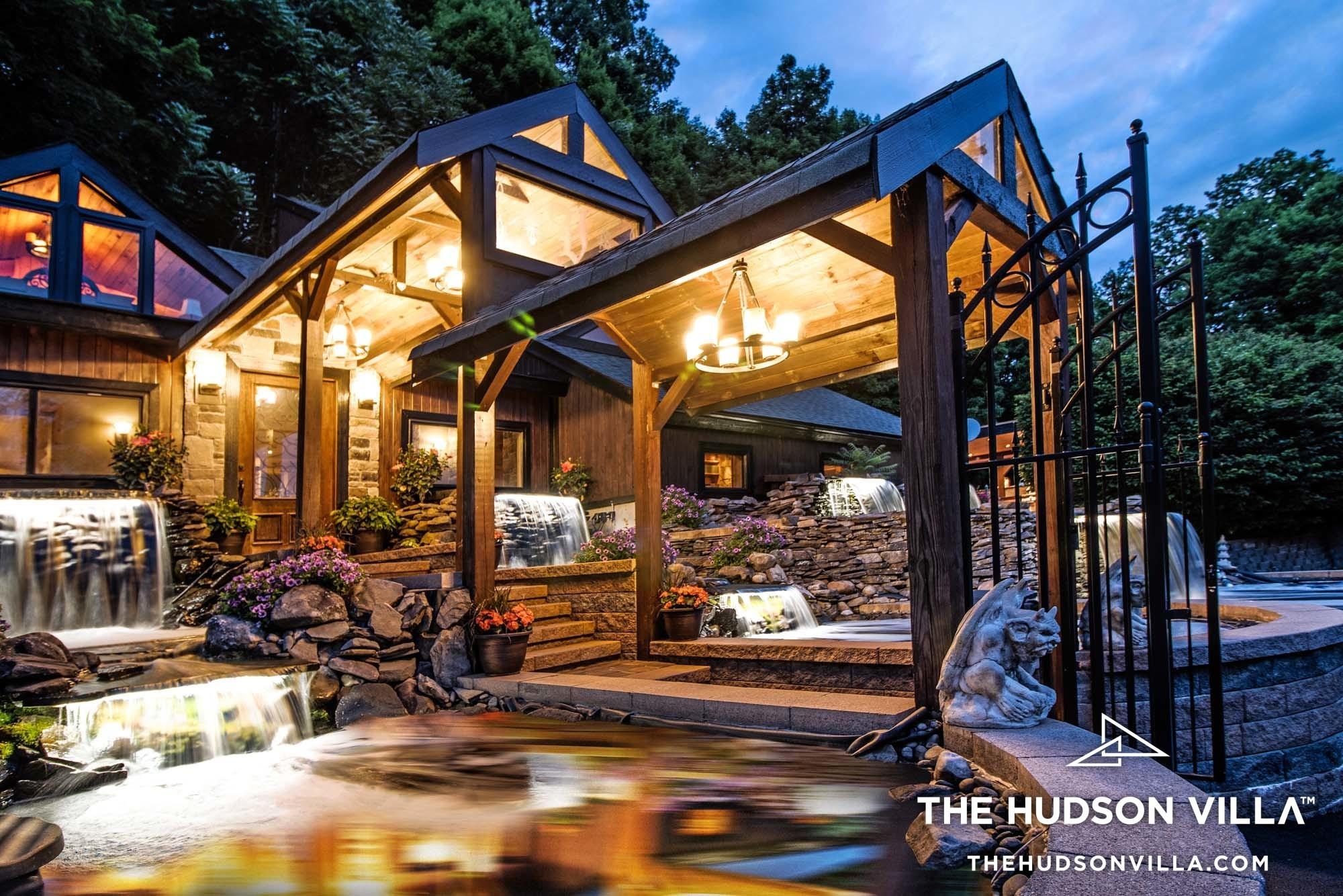 The Hudson Villa - Luxury Hudson Valley Villa for Sale in Chester, NY