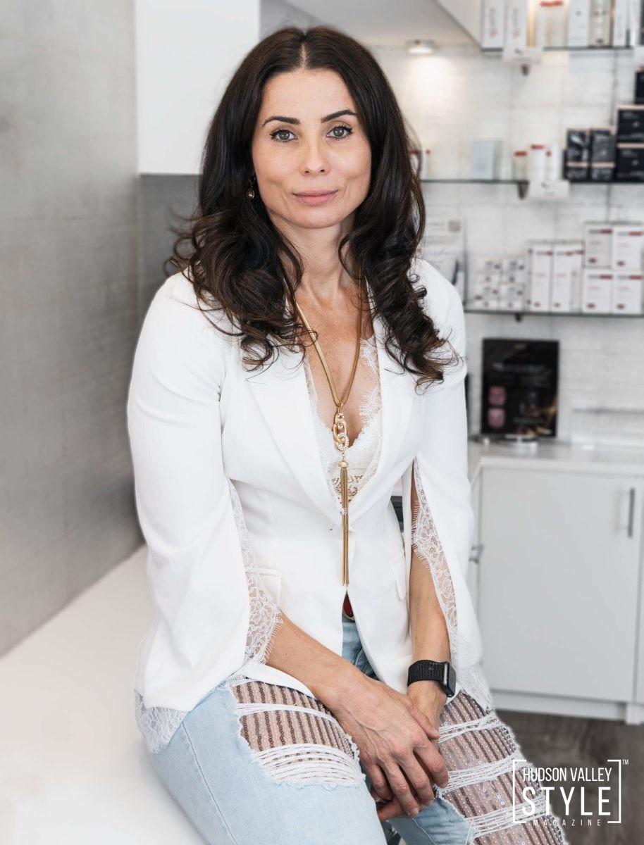 Irina Damyanidu (CEO, HEBE Medical Spa)
