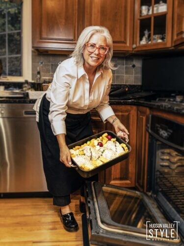 Apples, Autumn and Ulster County - Hudson Valley Style Fall Dinner with Toni Ann Perry