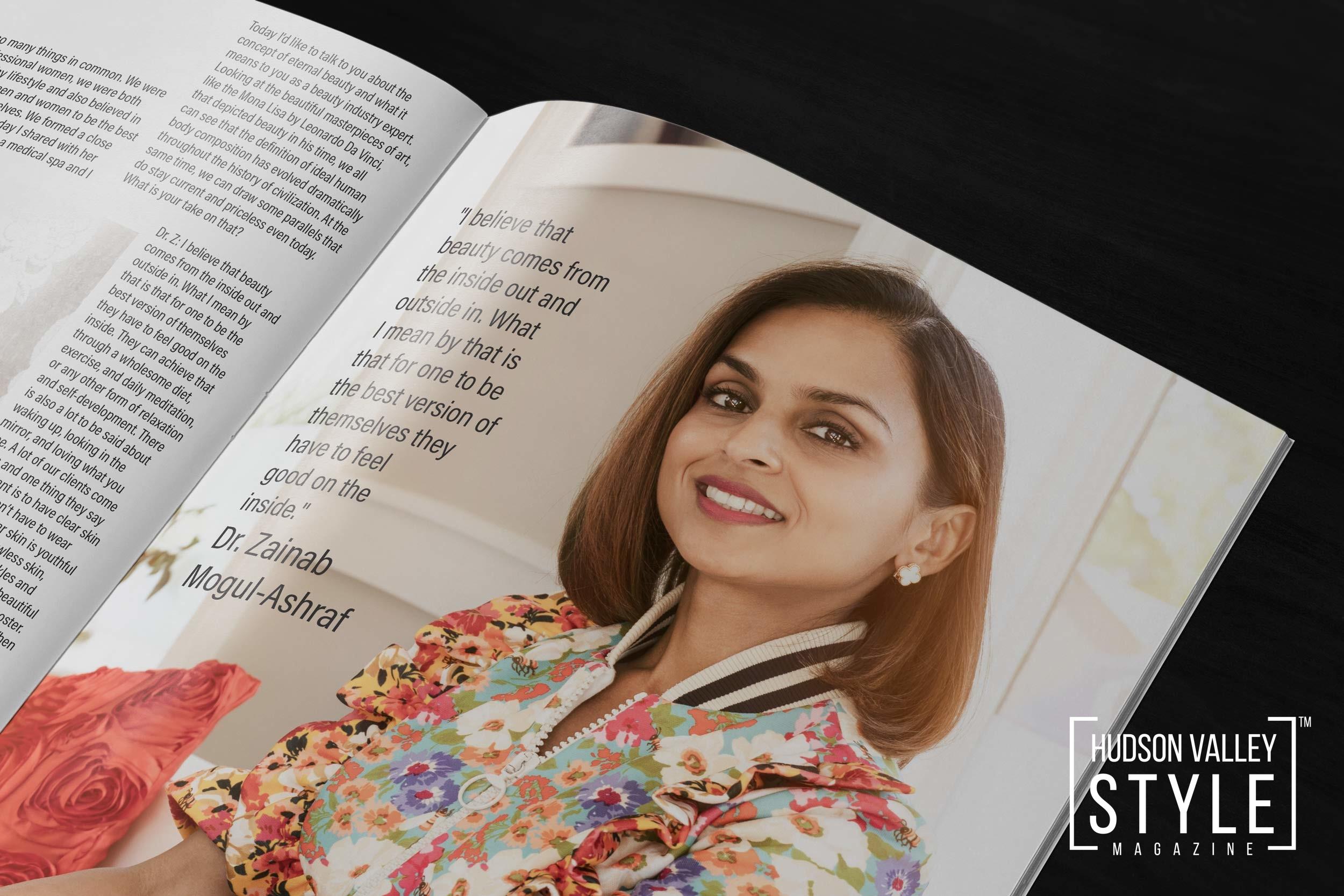 Hudson Valley Style Magazine - Fall 2020 - Dr Zainab Mogul-Ashraf
