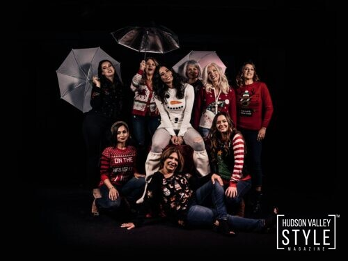 Wishing You and Your Family a wonderful Holiday Season. With lots of love from the Hebe Medical Spa. Photography by Maxwell Alexander / Duncan Avenue Studios