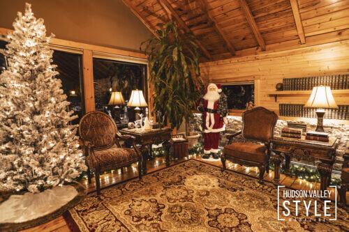 Christmas at The Hudson Villa - Photography by Maxwell L. Alexander