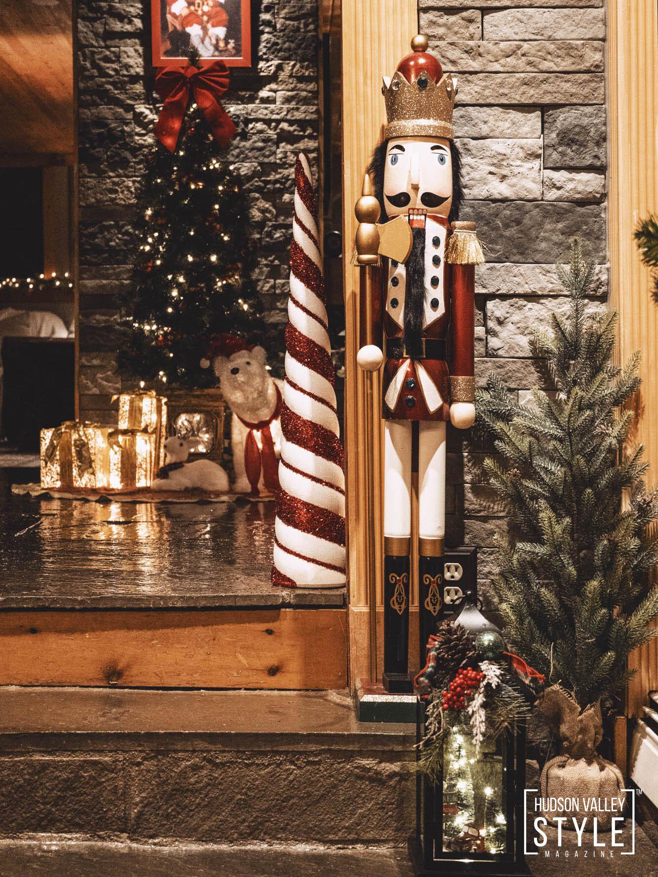 Christmas at the Hudson Villa - Photo Story by Maxwell L. Alexander