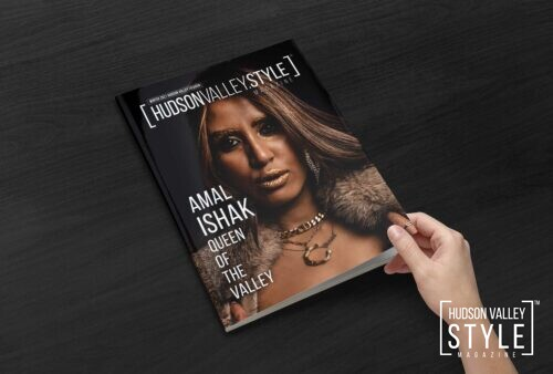 Welcome 2021 and Amal Ishak - Queen of the Valley - Hudson Valley Fashion Issue