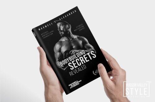 Bodybuilding Secrets Revealed – Fitness Motivation Book by Maxwell Alexander