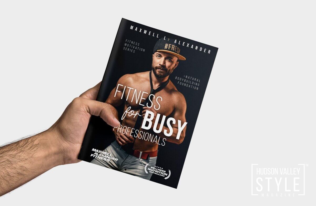 Are You Already Failing Your New Year's Fitness Resolutions? The New Book on Fitness for Busy Professionals Might Save You by Maxwell Alexander, MA, BFA, BS, ISSA Certified Fitness Trainer, ISSA Certified Bodybuilding Specialist