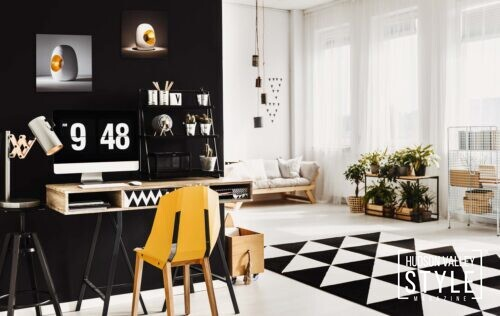 Interior Decorating Ideas to Help Boost Productivity in Your Home Office