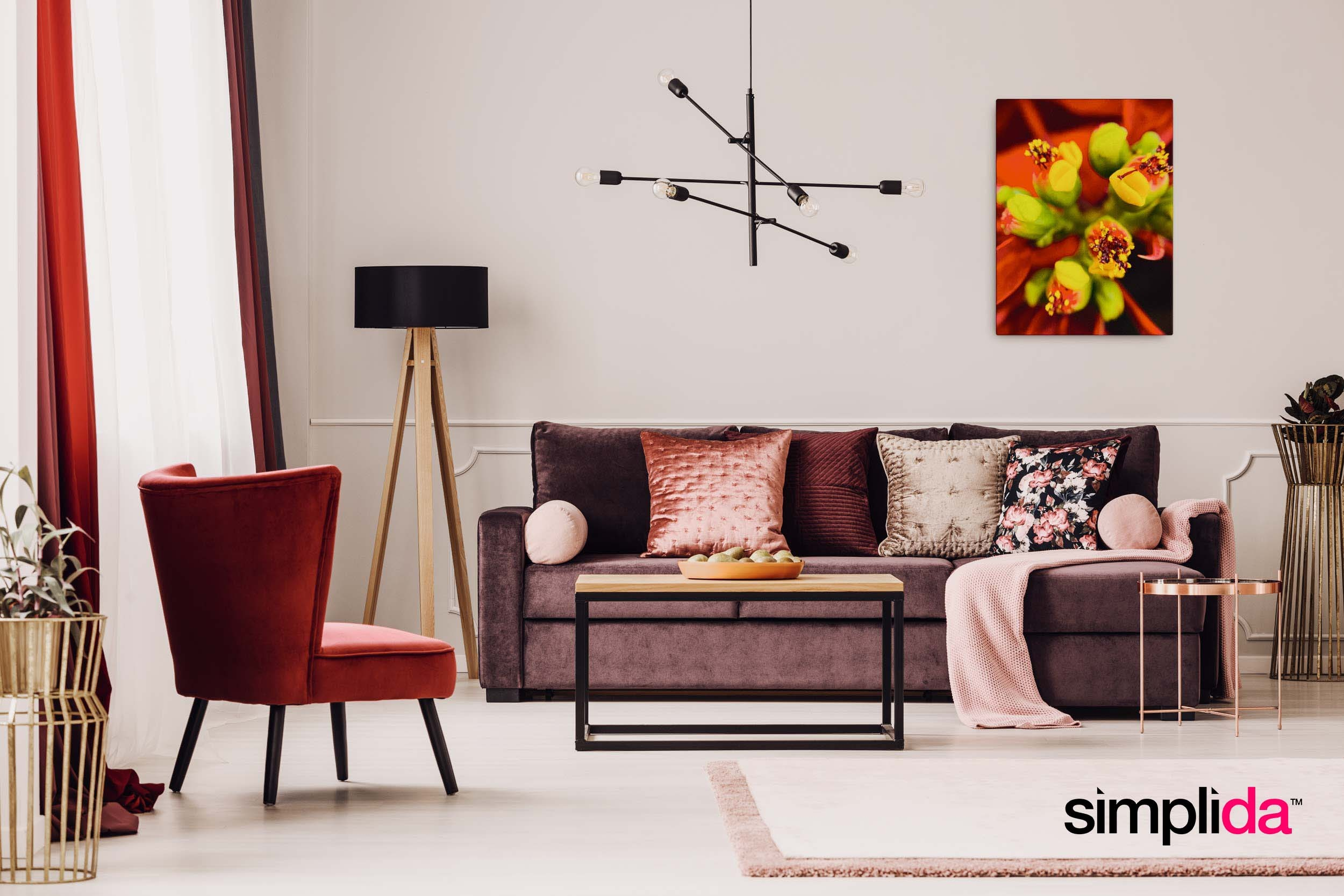 Simplida – World's Finest Wall Art – Canvas Photo Prints
