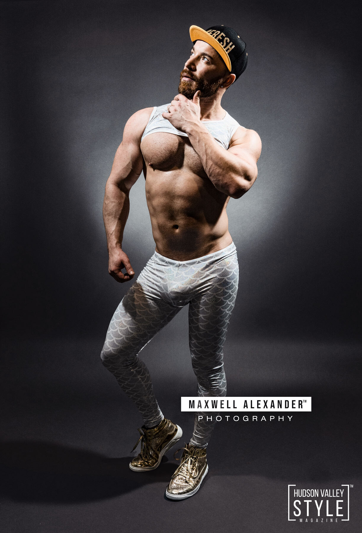 Professional Bodybuilding Photography by Maxwell Alexander – Best Gay OnlyFans Fitness Model