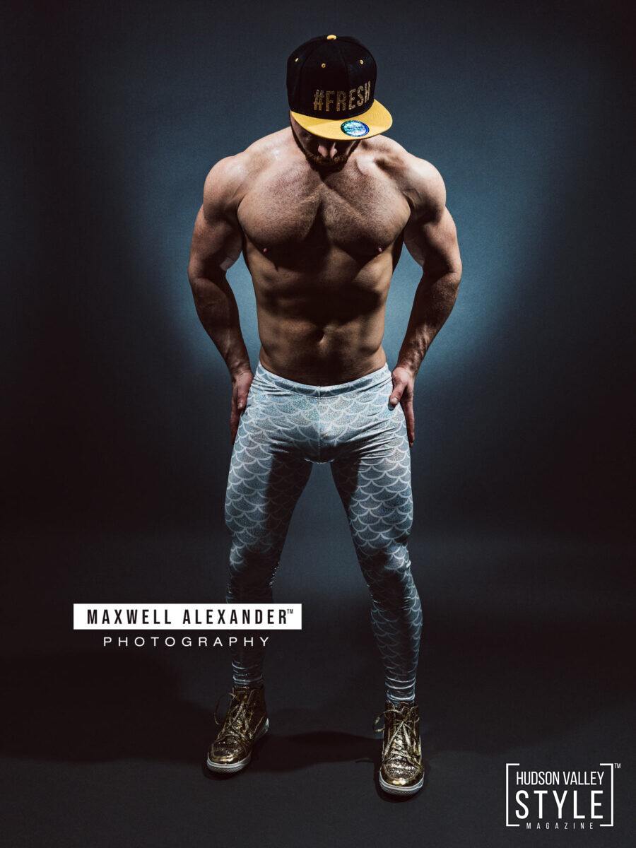 Fitness and Bodybuilding Photography by Maxwell L. Alexander – Best Gay OnlyFans Model – Best Guys on OnlyFans