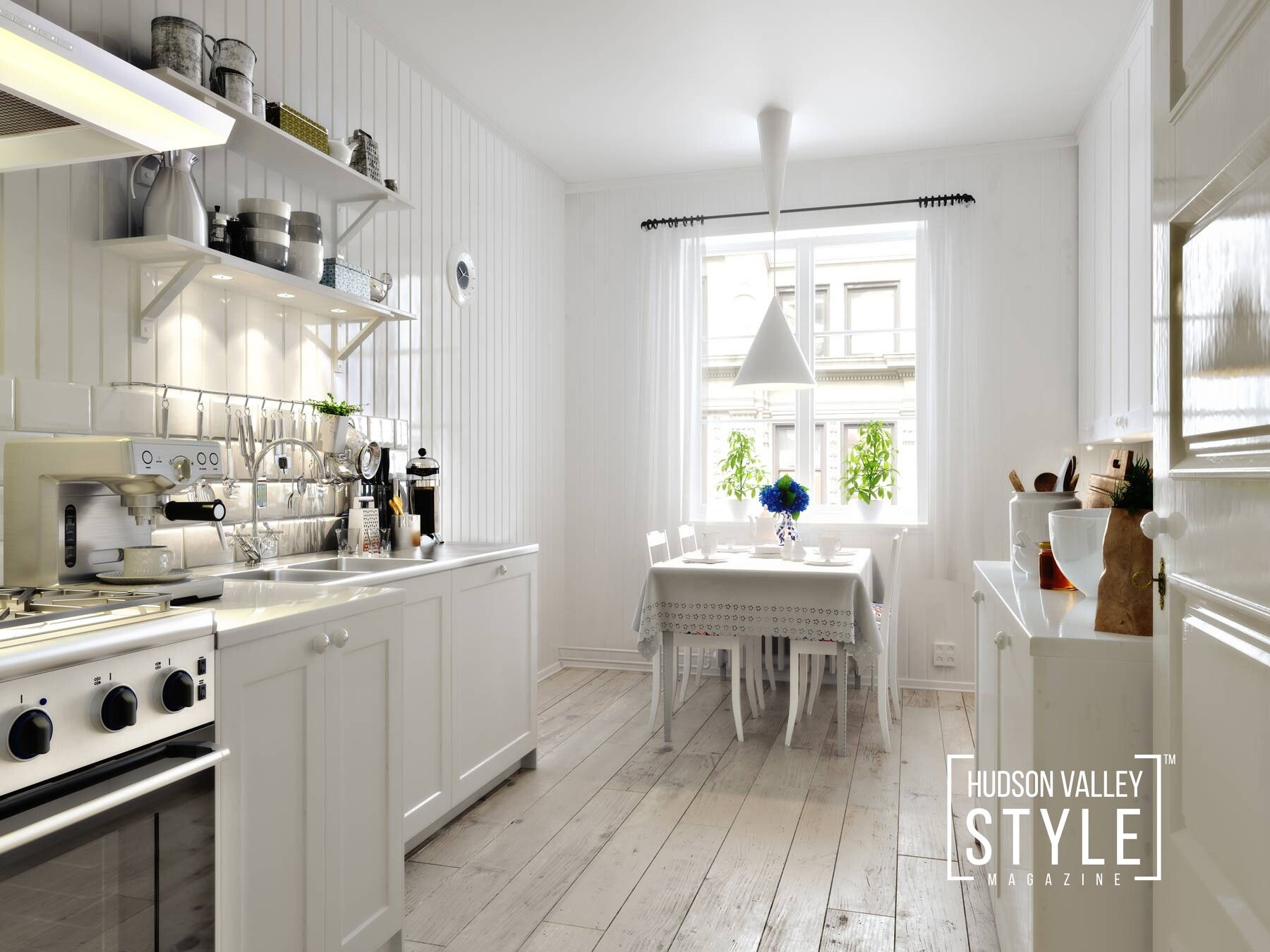 Brighten Your Kitchen Decor With The Flair of a Professional Home Decorator