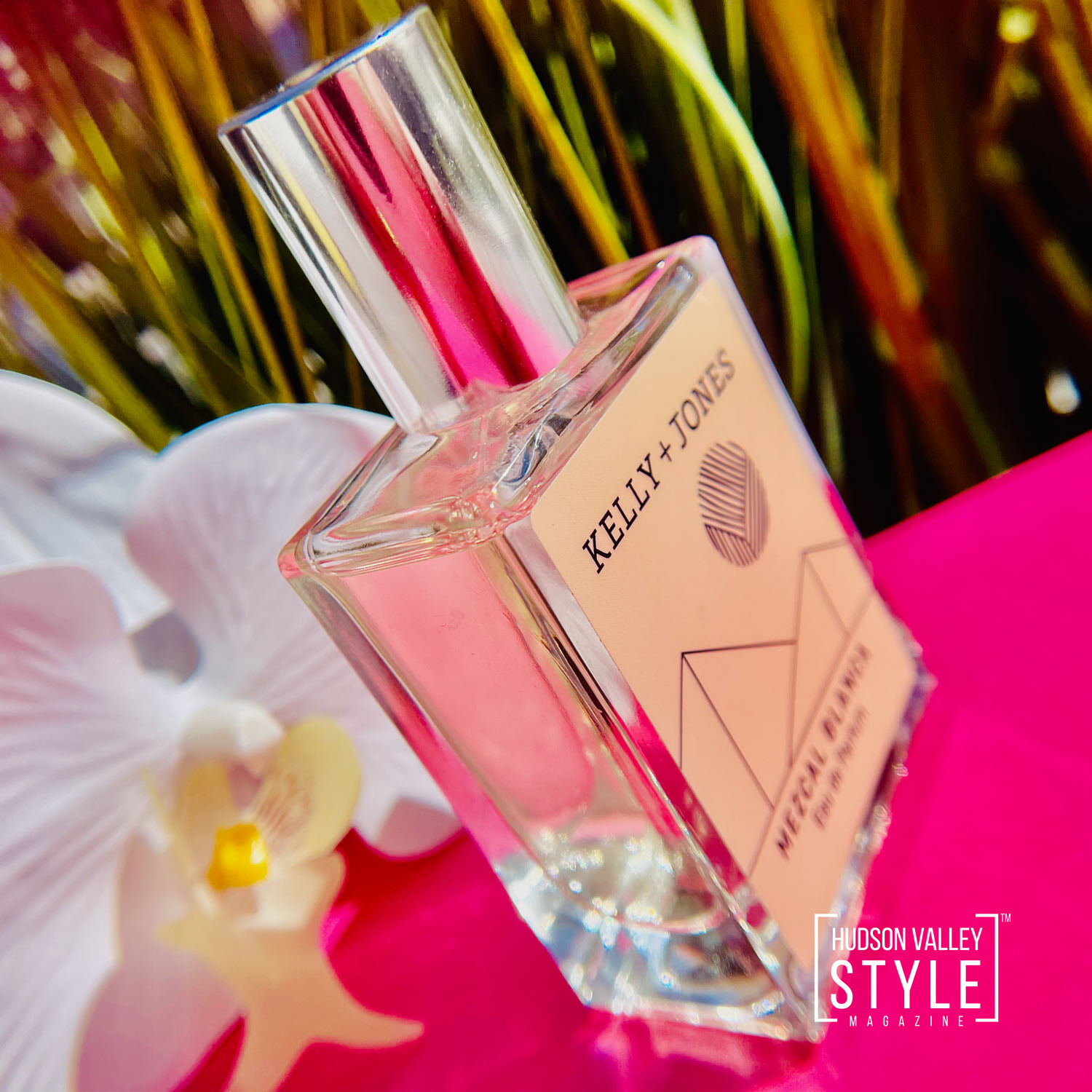 The How To's of Choosing the Right Perfume for Your Darling – by Designer Maxwell L. Alexander, EIC, Hudson valley Style Magazine – Product Photography by Duncan Avenue Studios – Presented by Kelly and Jones Perfumes
