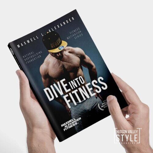 Dive Into Fitness with Coach Maxwell Alexander – Download this New Fitness Motivation eBook from Simplida.com