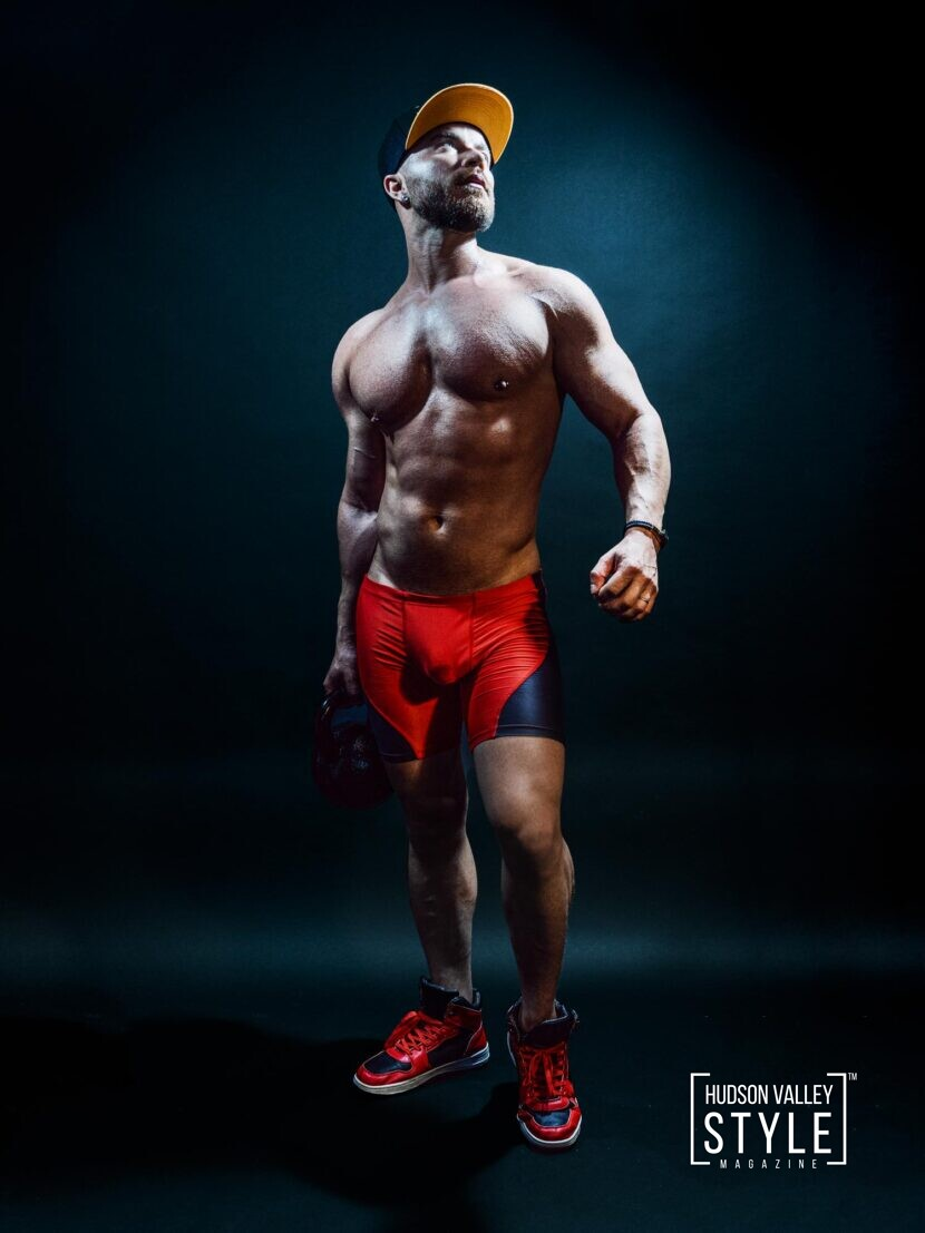 Discover the Best Kettlebell Exercises with Coach Maxwell Alexander, MA, BFA, Certified Elite Fitness Trainer, Bodybuilding Coach, Sports Nutrition Coach, Fitness Photographer
