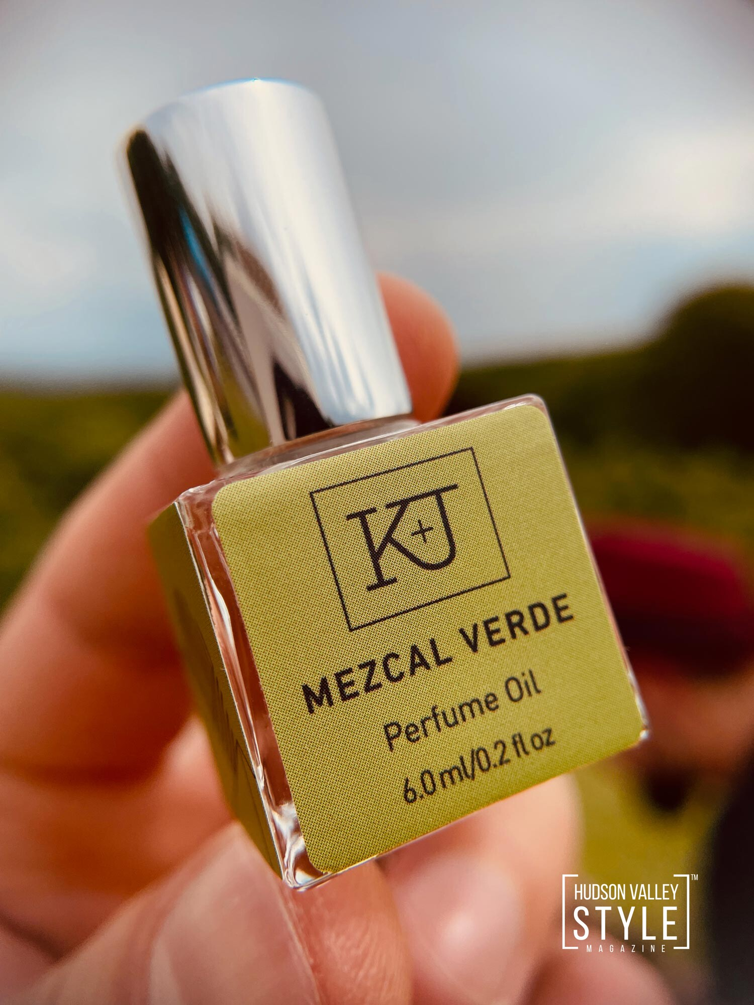Mezcal Verde by Kelly and Jones –The Best Summer 2021 Perfume Money Can Buy – Hudson Valley Style with Maxwell Alexander