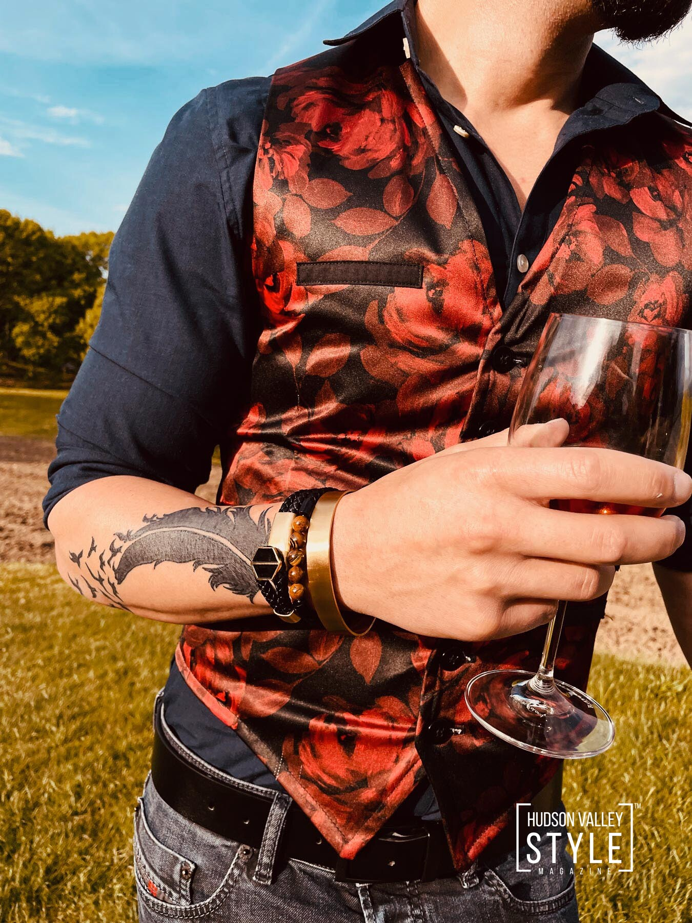 Top 5 Men's Fashion Accessories this Spring – Accessories for Men – Presented by HARD NEW YORK