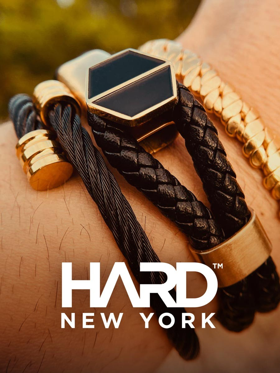 Shop Fashion Accessories for Men by HARD NEW YORK