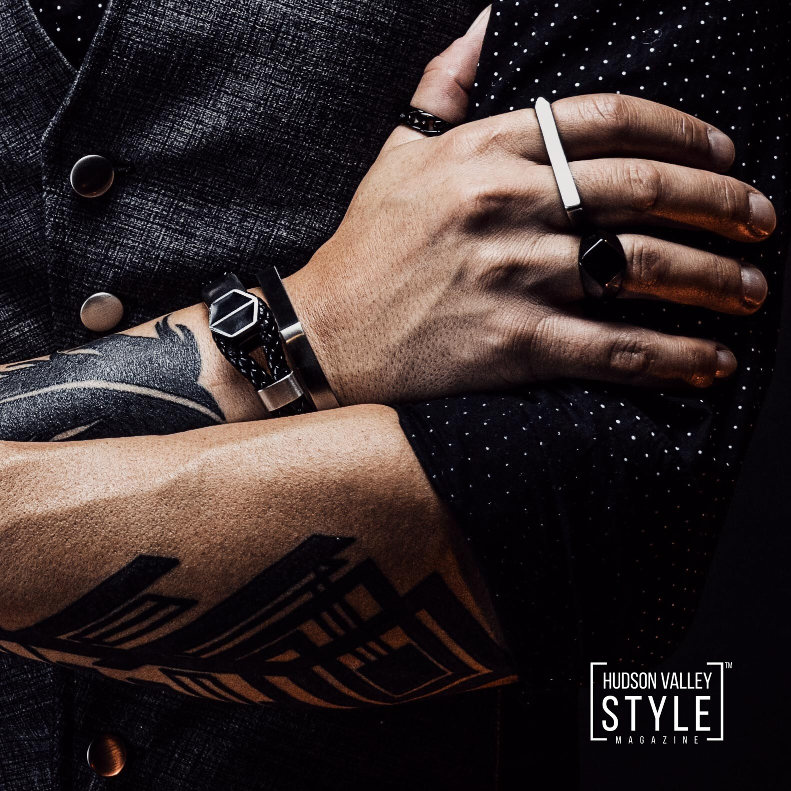 How to Choose the Right Bracelet for Men – Presented by HARD NEW YORK