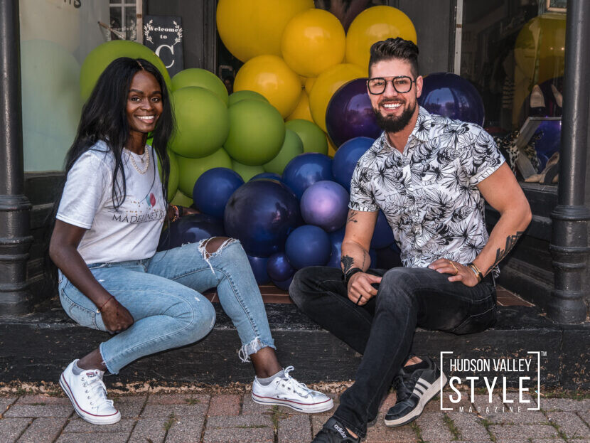 The Best Balloon Stylist in the Hudson Valley and Beyond – Interview with Latwan Banks of Madeline's Room – Exploring Hudson Valley with Dino Alexander