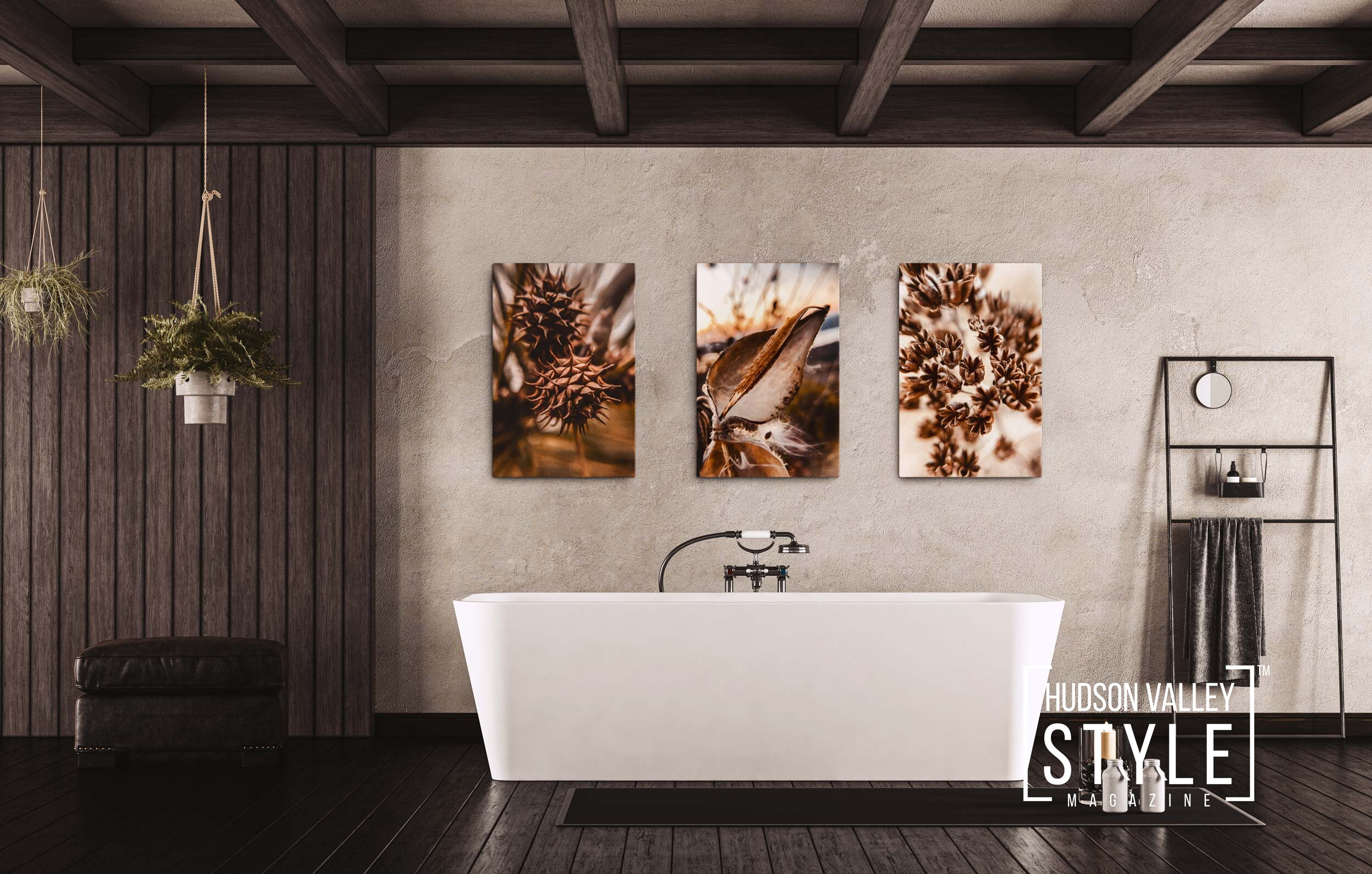 How to Improve Your Interior Design with Strategically Arranged Wall Art