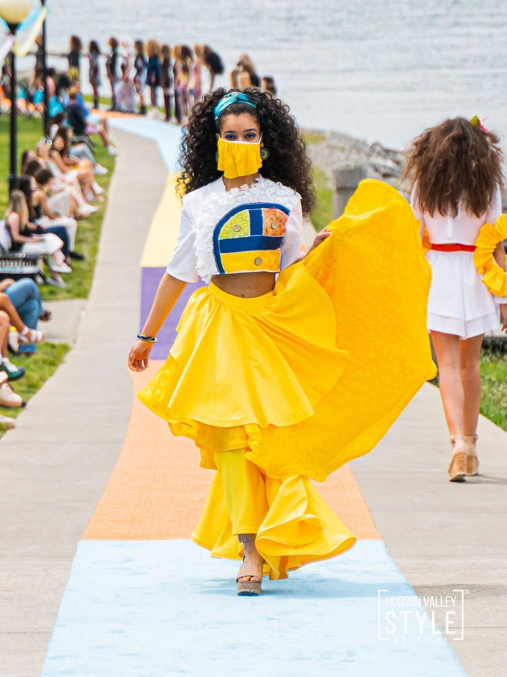 The Runway Revolution: Marist Fashion Students Reinvent The Meaning Of A Fashion Show At The 35th Annual Silver Needle Runway