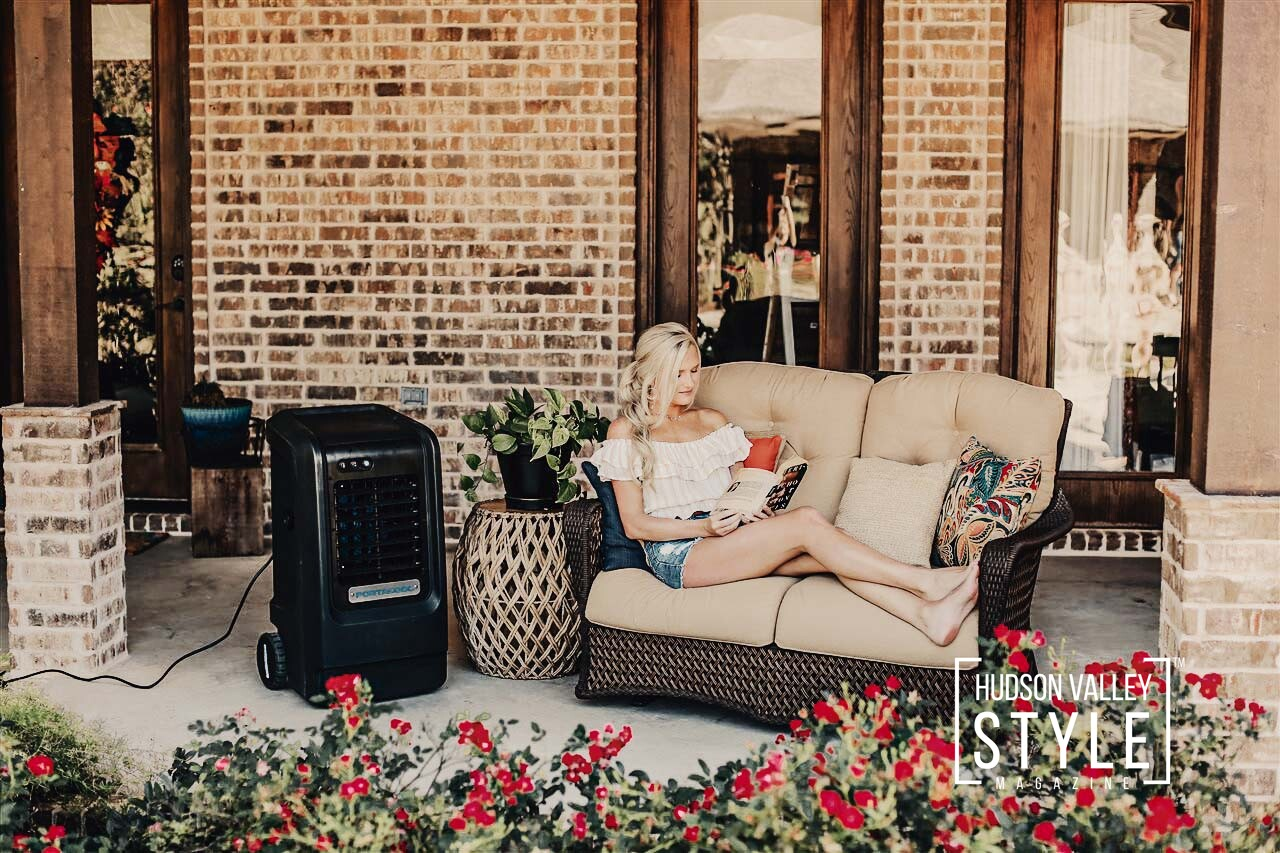Outdoor living is hot: Tips to keep cool and comfortable