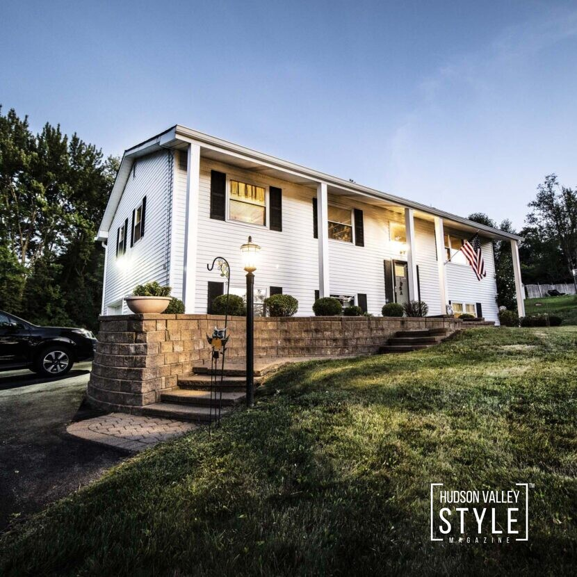 Residential Real Estate Photography Project in Poughkeepsie, NY for the Alexander Maxwell Realty – Dutchess County – Hudson Valley – Duncan Avenue Studios
