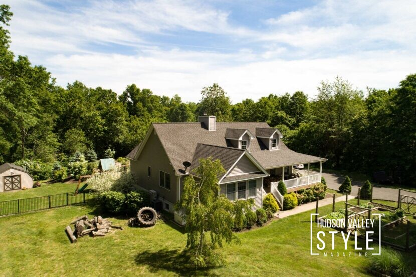 Using Aerial Drone Photography to Market Your Real Estate Property – Real Estate Marketing Tips for Home Sellers and Realtors by Maxwell Alexander, CEO, Duncan Avenue Group – Hudson Valley Real Estate Photography Services