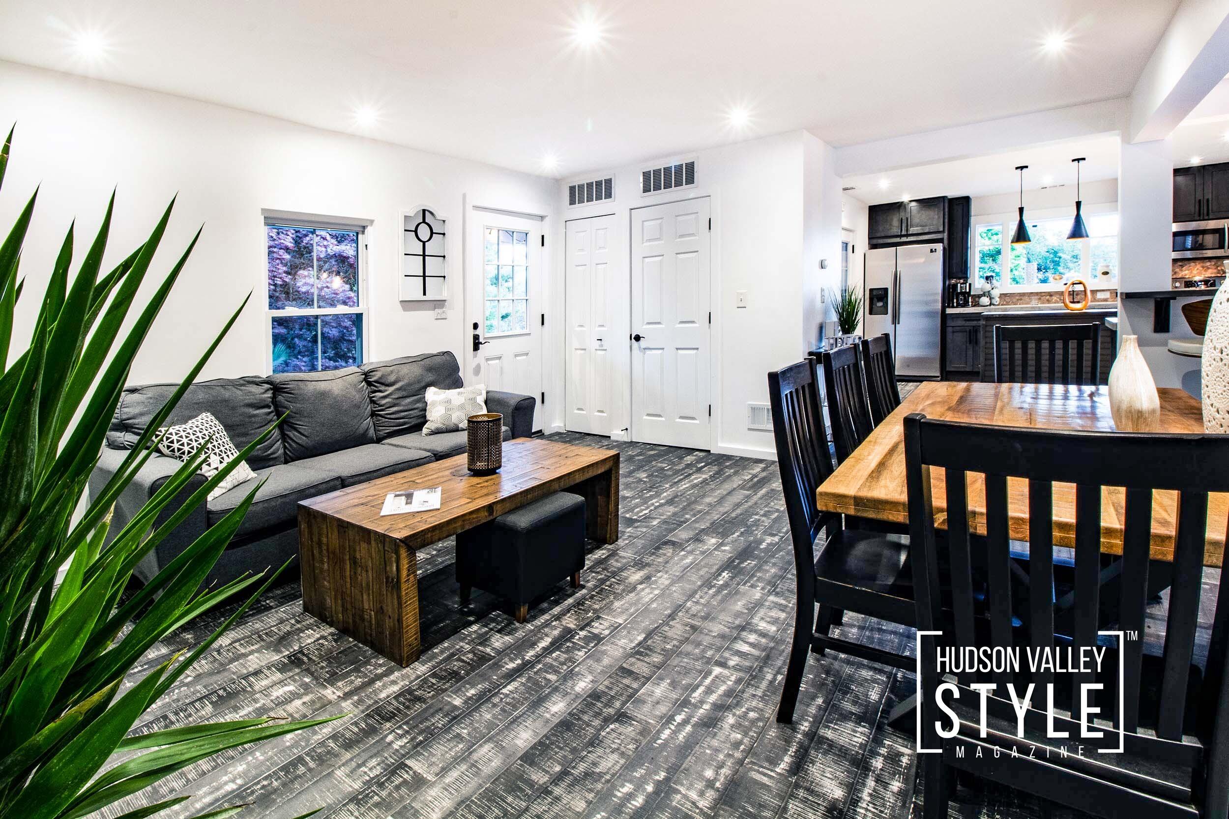 How to Design a Modern Farmhouse – Interior Design Tips by Designer Maxwell Alexander – Photography and Featured Farmhouse Interior Design Project by Duncan Avenue Studios, New York