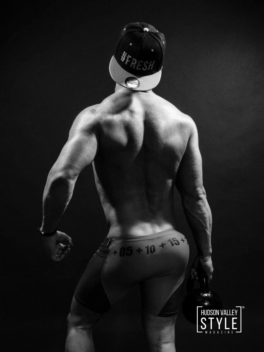 The Secrets of Natural Bodybuilding – Bodybuilding 101 with Coach Maxwell Alexander – Fitness Photography by Duncan Avenue Studios, New York