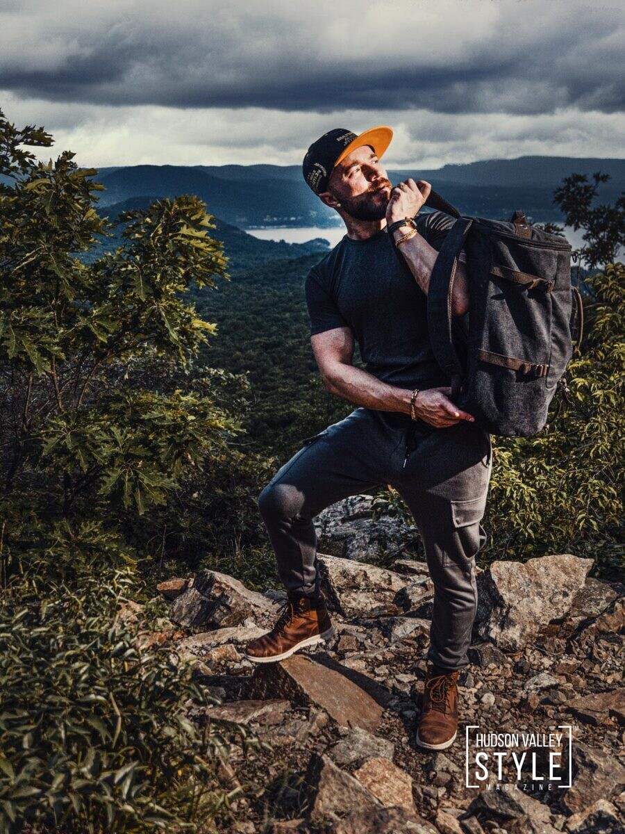 If you are looking for a cool and comfy backpack for your hiking adventures, consider my favorite multi-use backpack/gym/duffel bag by HARD NEW YORK