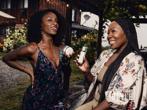 The best natural skincare products designed and crafted by Vanessa Grissom and Felicia Strong from NessFeli right here in the Hudson Valley, New York – Interview by Dino Alexander – Photography by Maxwell Alexander, Duncan Avenue Studios