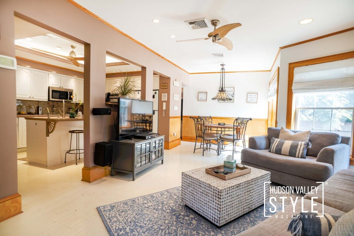 Real Estate Photography Project in Chelsea, NY – Duncan Avenue Studios, Hudson Valley, New York