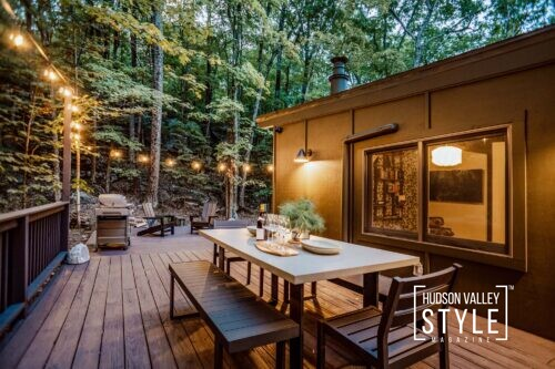 Discover The Maverick – Luxury Airbnb in Hudson Valley's Woodstock, NY