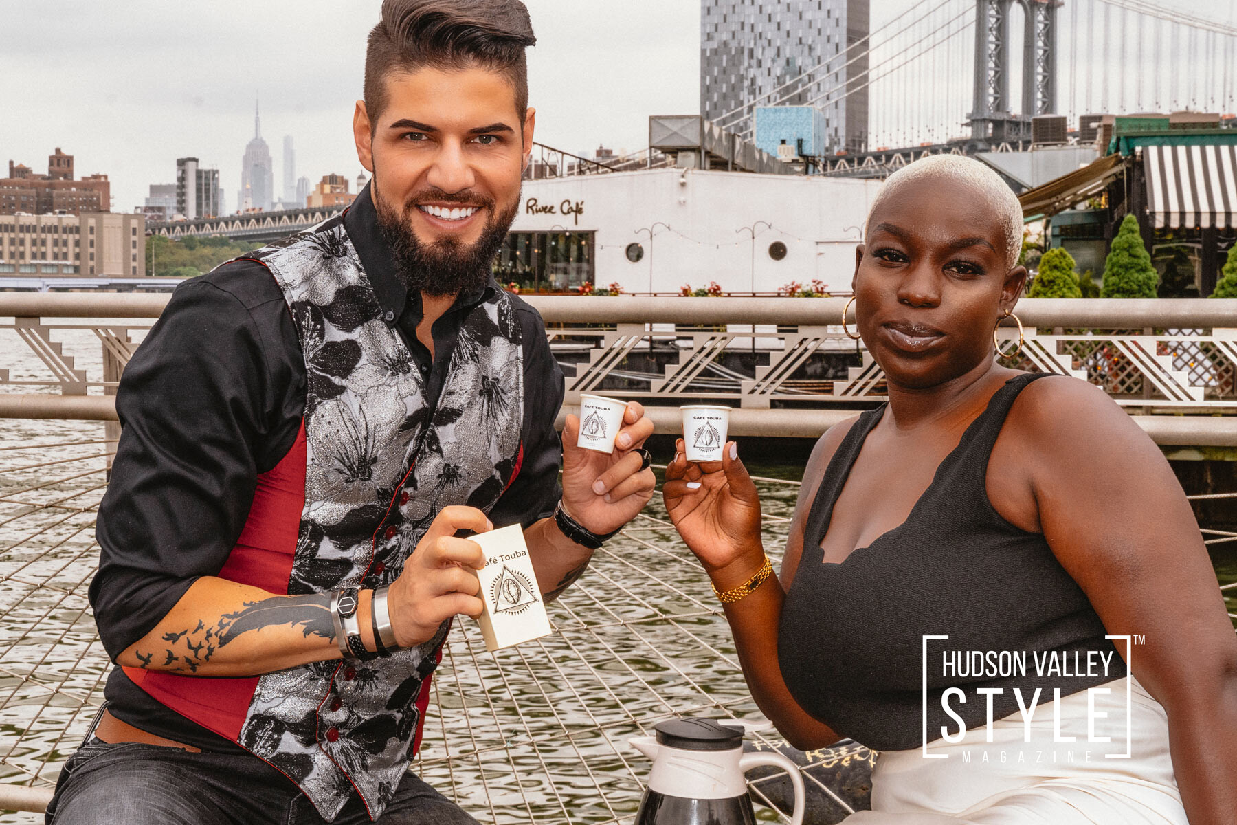 Discover the newest flavor of Senegal brought to you by Café Touba Coffee Roasters – Interview with Khadija Beye by Dino Alexander – Photography by Maxwell Alexander, Duncan Avenue Studios
