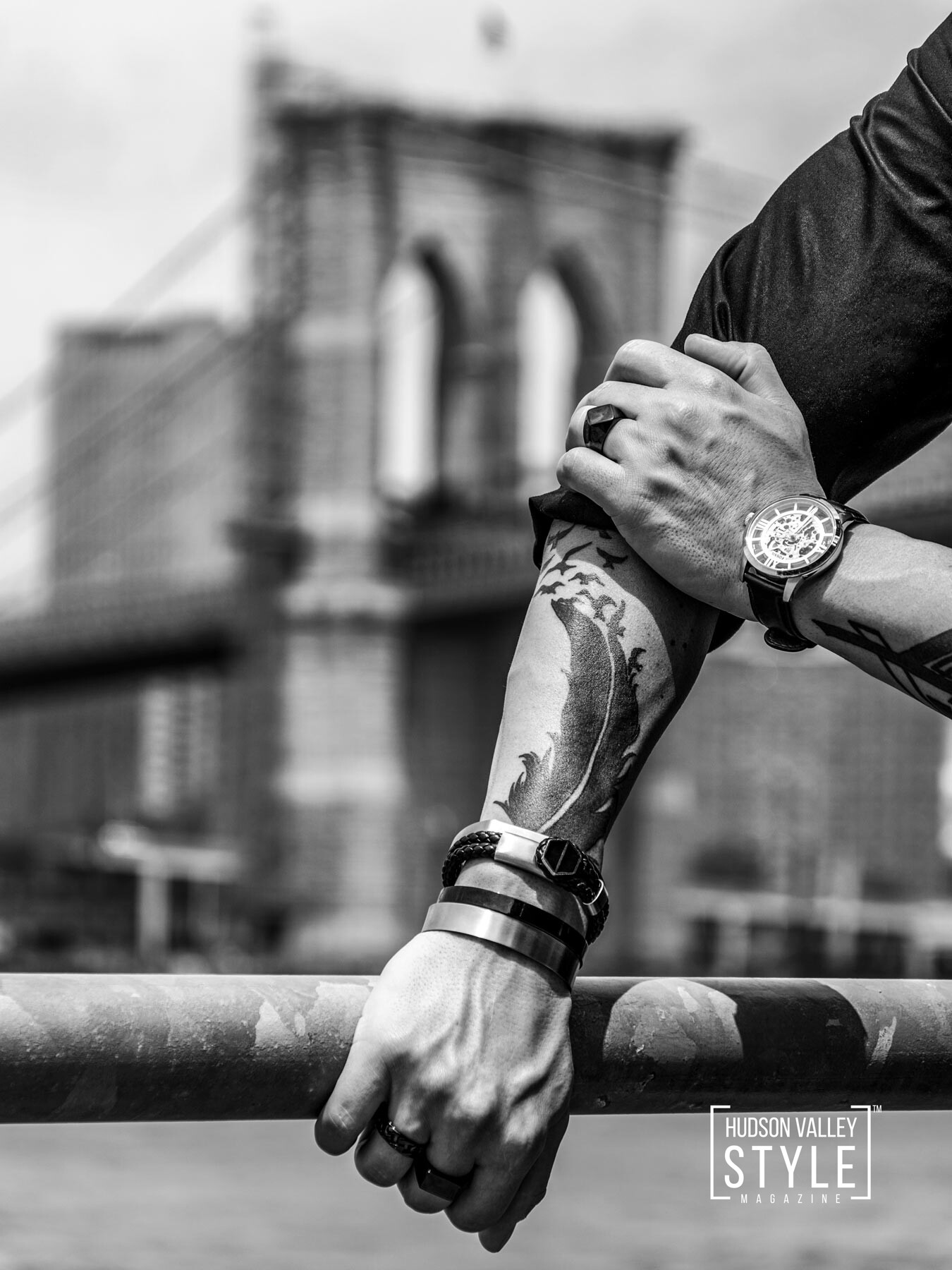 Trendy Mens Fashion Accessories This Holiday Season 2021 - Presented by HARD NEW YORK - Authentic Mens Fashion Accessories