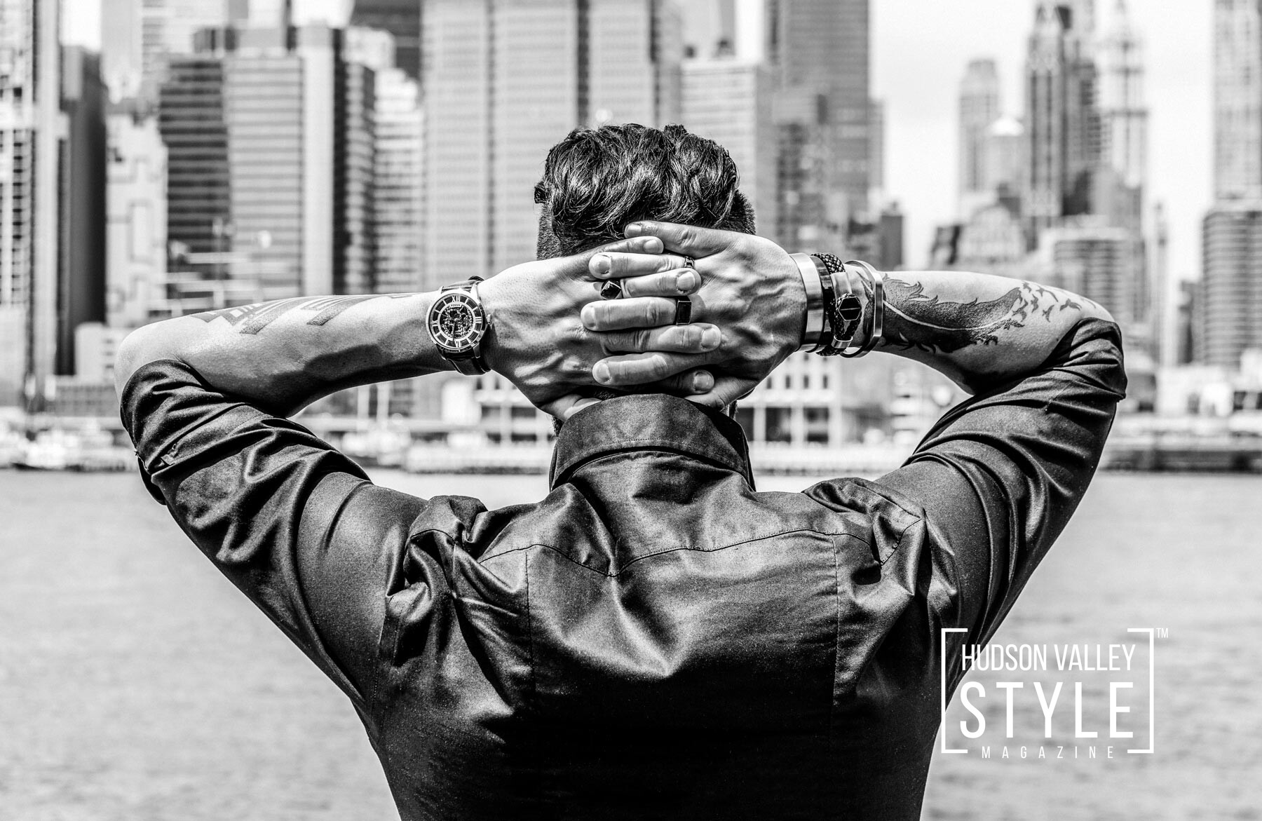 Trendy Mens Fashion Accessories This Holiday Season 2021 - Presented by HARD NEW YORK - Authentic Mens Fashion Accessories - Photography by Duncan Avenue Studios
