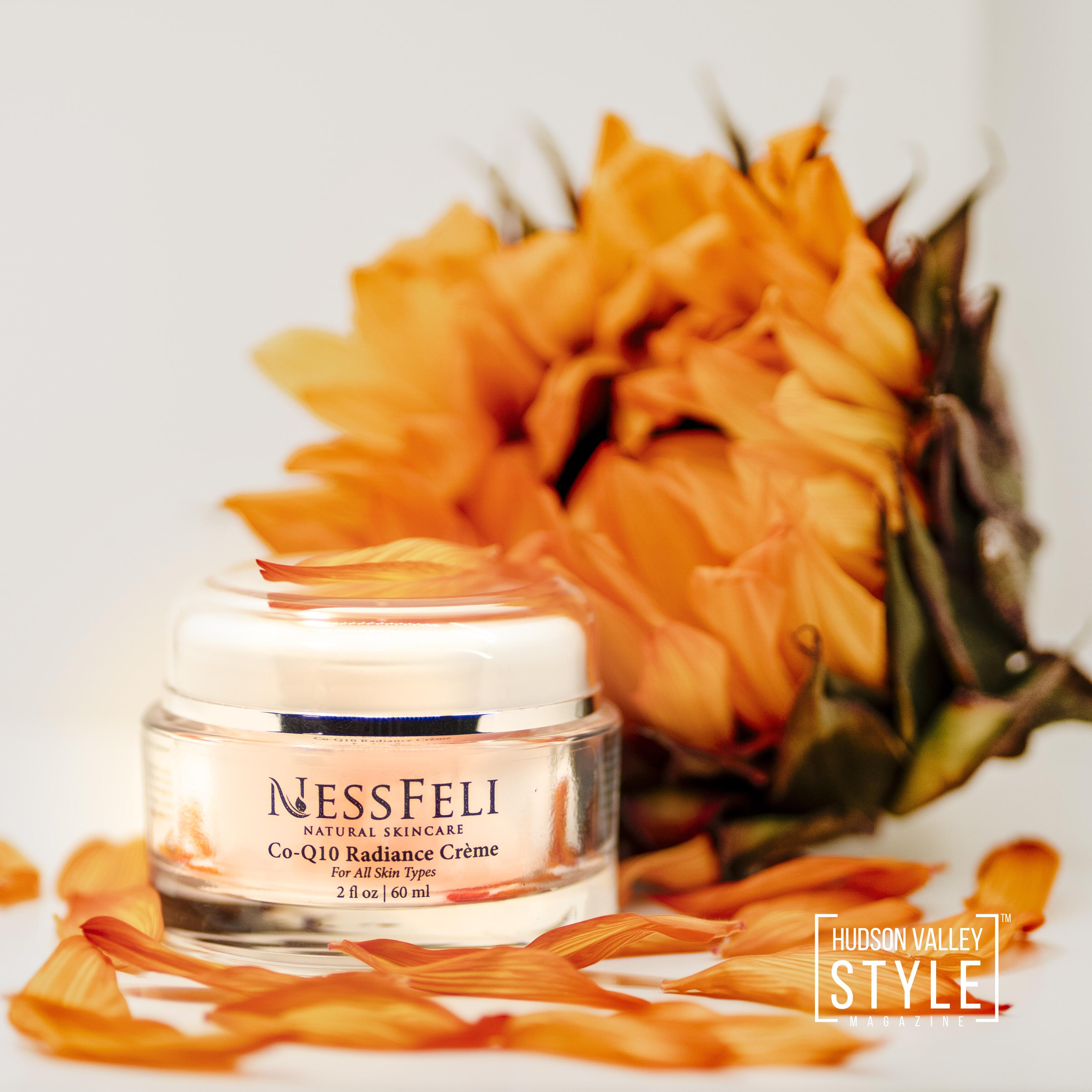 Co-Q10 Radiance Crème by Nessfeli Natural Skincare