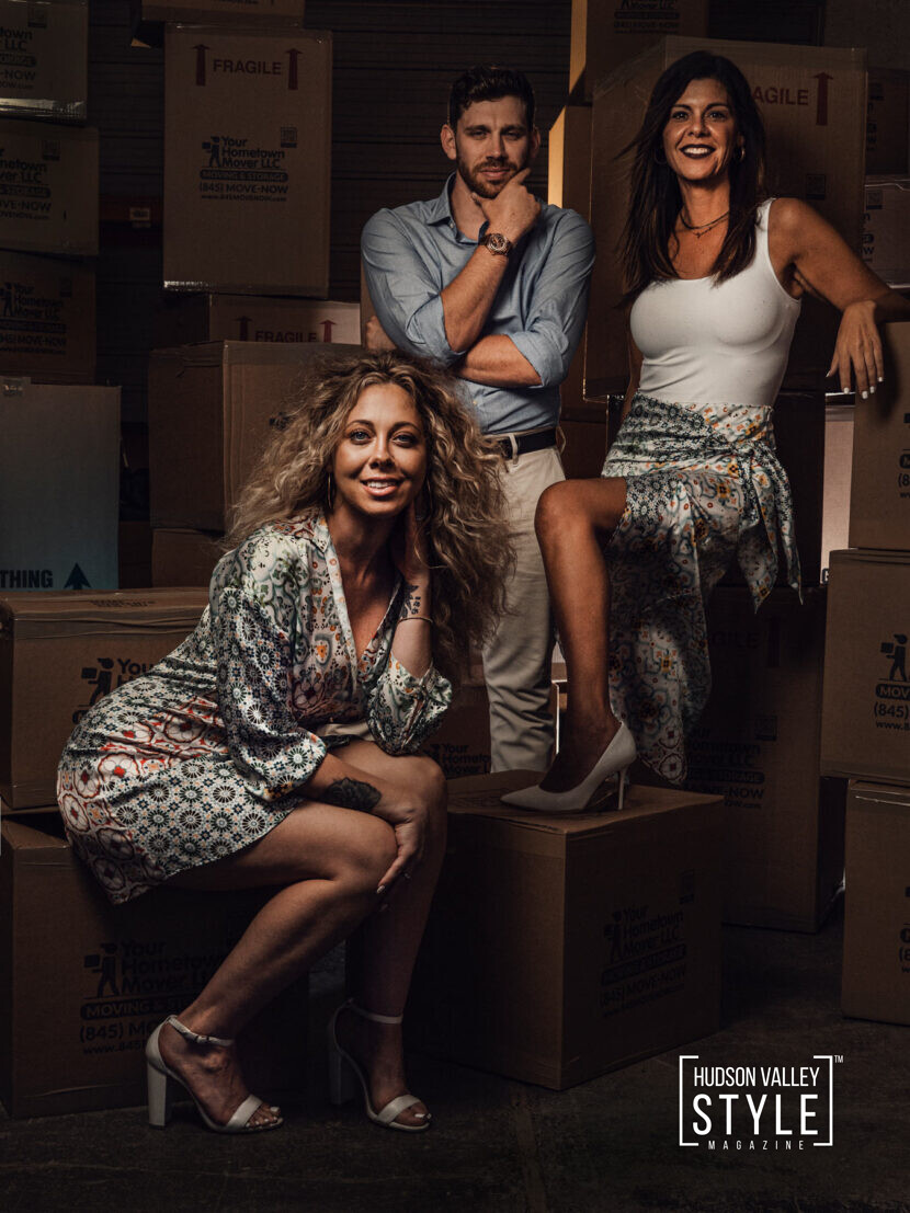 Hometown Mover Moving Company – The New Generation of Moving Services Created in Hudson Valley – Interview by Dino Alexander – Photography by Maxwell Alexander / Duncan Avenue Studios