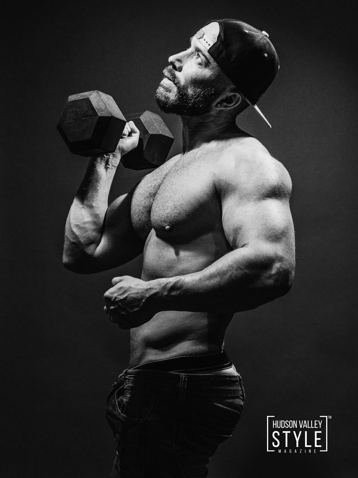 Bodybuilding Diet Tips with Coach Maxwell Alexander – Fitness Photography by Duncan Avenue Studios, New York