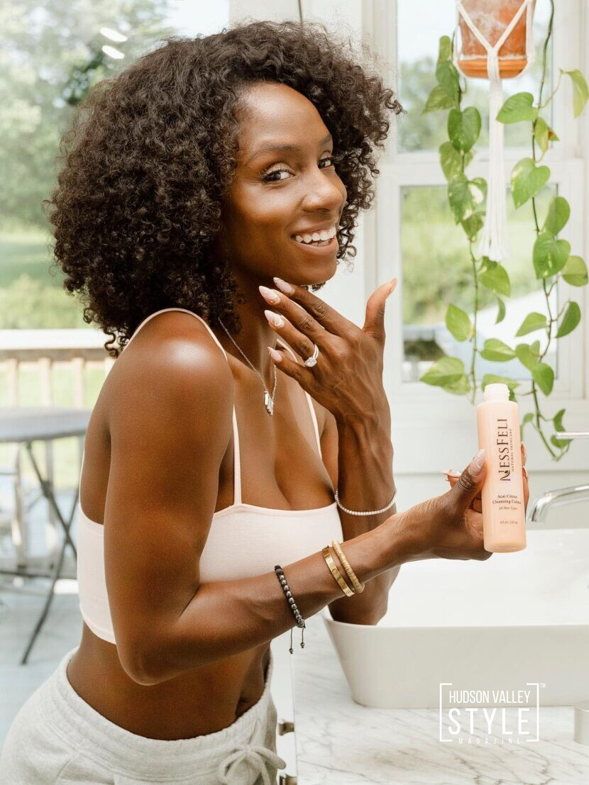 How to Take Care of Your Skin Naturally – Beauty Tips Presented by Nessfeli Natural Skincare