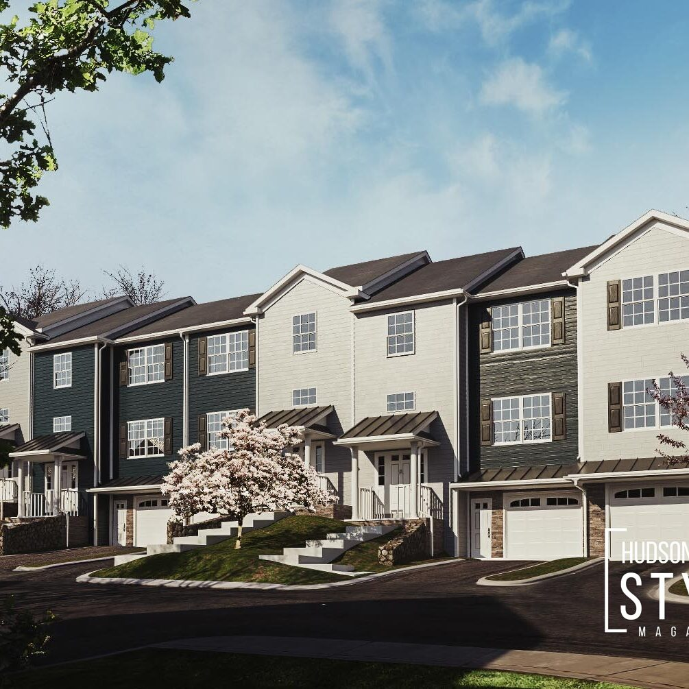 Hidden Meadow Sommers – Brand New Townhomes Community in Hudson Valley