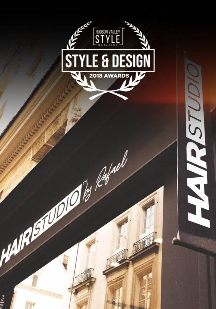 2018 Hudson valley Style Magazine Awards Nomination: Hair Studio by Rafael